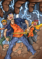 Percy Jackson And The Heroes Of Olympyus Final by BrenoRanyere
