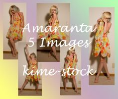 Amaranta 2 by kime-stock