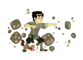Bolin by knightJJ