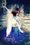 Final Fantasy X Summoner Yuna Cosplay by Fantalusy