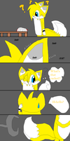 The Misadventures of Sonic and Tails (PG 1) by ThunderXLeaf