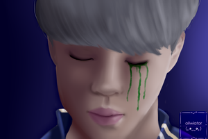 Blood, Sweat And Tears | BTS JIMIN by 0oliilo0