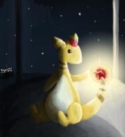 Ampharos by Shadryn3