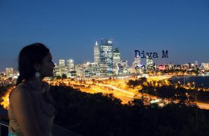 The City and I. by magicaldiva