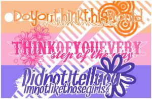. tEXTOS PNG by bRokeOutMyHeart