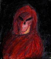 The Masque of the red death by frisca-freak