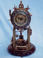 Steampunk Clock 2(2) by dkart71