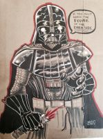 Science Book Vader by MARR-PHEOS