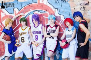 The Fifth Miracles Generation. by YunieBlossomCosplay