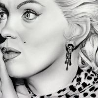 The Blonde.. detail by Lacrymosa45