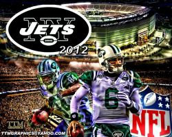 New York Jets Wallpaper by tmarried