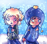 Tweek N Craig by Jrynkows