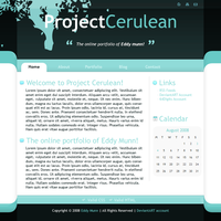 Project Cerulean by: edmunn by WebMagic