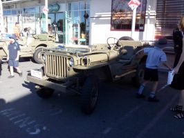 Ford GPW 1942 to 1945  Truck 1/4 ton 4x4 (Jeep) by daro-1