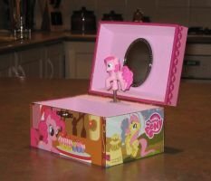MLP Jewellery Box by CheerBearsFan