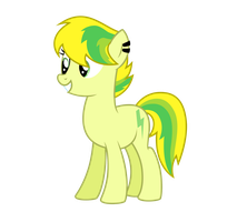 Request #1 - Lazer lemon by NortherntheStar