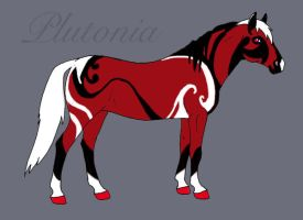 Plutonia- for noblestallion by abosz007
