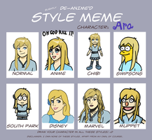 Style Meme by Arabesque91