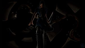 Alice: Madness Returns fanart by Melissa-light