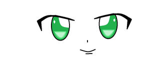 Green eyes by Ilovekidbuu