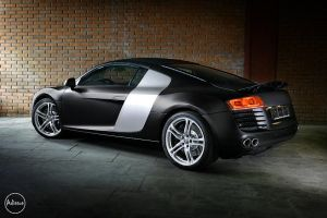 Audi R8 3 by adisson-photography