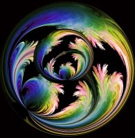 Fractal Planet by kanes
