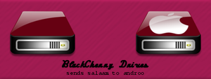 BlackCherry Drives icon by susumu-Express