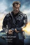 New Terminator: Genisys poster T-800 by Artlover67