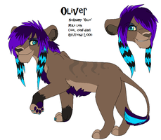 Oliver Character Chart 2013 by Kainaa