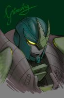 TFP - All Green and Grey, Sucks huh? by pika