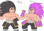 Bare Knuckle III Tiger Palette Swap by CARGOCAMP