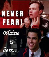Klaine is here by ChadtheFab