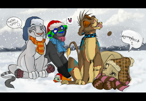 Let it Snow, Baby by SikiSpots