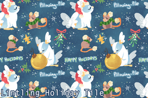 Tile: Lintling Holiday by CloverCoin
