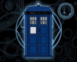 Tardis 2005 to present by gfoyle