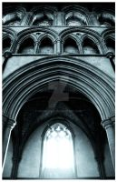 St Albans inside by scuroluce