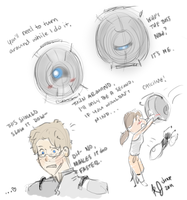Wheatley by KascadeKrystee