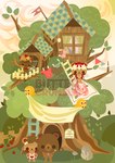 Buttercrumble House by Butterscones