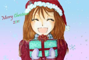 Merry Christmas by RubyWing