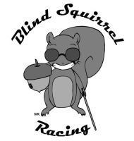 Blind Squirrel Racing by risu-san
