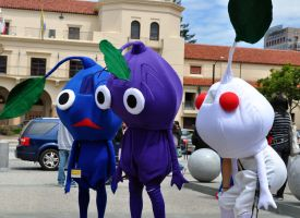 Fanime 2011 - Pikmin by Cosphotos
