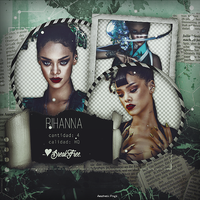 +Rihanna // Photopack Png 06. by AestheticPngs