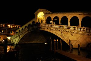 Rialto by night 1 by wildplaces