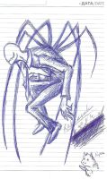 Slender_Sketch by Rakkasah