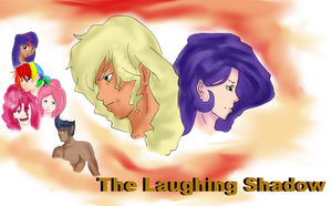 The laughing shadow by 2SilentMask7