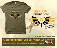 Skyloft Frequent Flyers by digitalfragrance