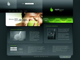 Apple design by JK89 by designerscouch