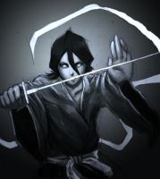 Rukia. Again. xD by TheBoyofCheese