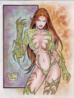 Witchblade (#1) by Rodel Martin by VMIFerrari