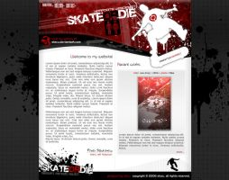Skate or Die by Stecu
